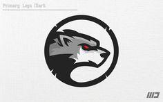Wolves Logo Mark - For Sale on Behance