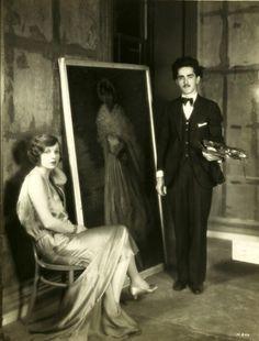 Corinne Griffith, 1920s, portrait