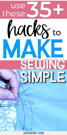 New Photo hand sewing techniques Strategies improve your sewing skills by checking out my sewing tutorial 36 simple and effective ways to sew Sewing Hems, Sewing Pockets, Serger Sewing, Sewing Elastic, Easy Sewing Patterns, Easy Sewing Projects, Sewing Projects For Beginners, Sewing Tutorials, Bag Tutorials