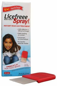 Non-toxic Licefreee Spray! is the best lice and nit treatment for getting rid of head lice fast without the tedious task of nit combing. Lice Remedies, Health Remedies, Lice Eggs, Thing 1, First Step, Kids Playing, Helpful Hints, The Cure