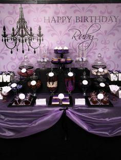 Luxe Purple