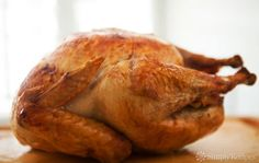 Mom's Roast Turkey Recipe | Simply Recipes
