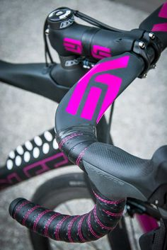 Busyman Bicycles custom bar tape on a Parlee