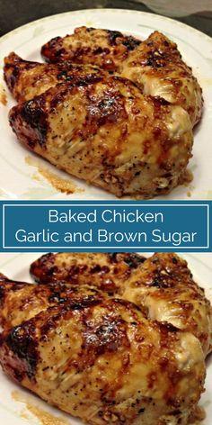 Easy Baked Chicken, Grilled Chicken Recipes, Baked Chicken Recipes, Recipe Chicken, Breaded Chicken, Chicken Legs, Boneless Chicken, Chicken Salad, The Best