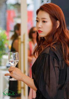 BTS of Park shin hye 2017