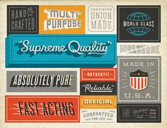 cool lettering treatments