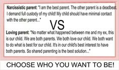 We are definitely dealing with a narcissistic parent! The children will see the. - We are definitely dealing with a narcissistic parent! The children will see the lies! Narcissist Father, Narcissistic Mother, Narcissistic Behavior, Narcissistic Children, Narcissistic People, Co Parenting, Parenting Quotes, Parallel Parenting, Fathers Rights