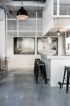 Usine Restaurant,Courtesy of Richard Lindvall
