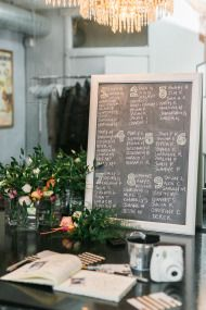 Whimsical Spring Wedding at Berkeley Field House - Style Me Pretty
