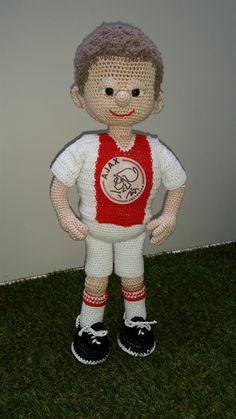 Ajax voetballertje