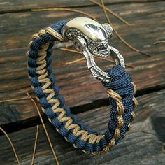 Buy Alien Covenant Premium Bracelet Paracord Tactical Gear Brass in Singapore,Singapore. - Premium Alien covenant bead & shackle ( white brass clear coated) - Atwood 550 cord blue navy & 275 cord tan Get great deals on Men's Accessories Chat to Buy Paracord Braids, Paracord Bracelets, Bracelets For Men, Paracord Supplies, Parachute Cord Bracelets, Paracord Tutorial, Alien Covenant, Tactical Gear, Men's Fashion