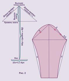 основа (выкройка) для стретча 2