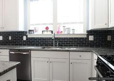 black-slate-kitchen-backsplash-tile
