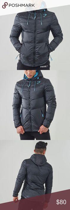 Men's GYMSHARK Puff Down Jacket Brand new! Never been worn. Gymshark Jackets & Coats