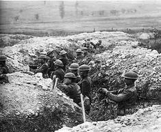 American Expeditionary Force, World War 1.