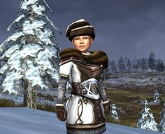 Winter Wilderness by Cosmetic Lotro