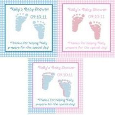 free printable favor tags for baby shower - Free Printable Baby Shower Favor Tags Template