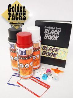 Golden Packs (Starter Kit 2 - MOLOTOW) Graffiti Supplies, Graffiti Spray Paint, Graffiti Lettering Fonts, Graffiti Pictures, Starter Kit, Packing, Stickers, Mugs, Tableware