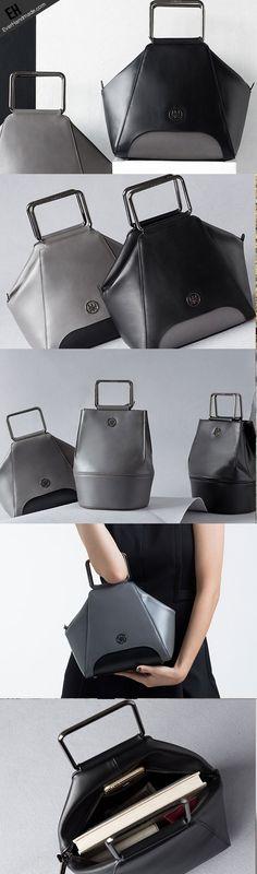 Genuine Leather handbag shoulder bag for women leather shopper bag