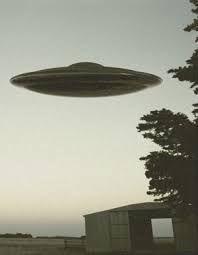 UFO over barn in Nebraska #Area51