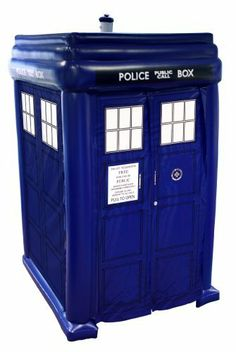 Doctor Who Inflatable Tardis Tent by H.Grossman Ltd, http://www.amazon.co.uk/dp/B006J716WY/ref=cm_sw_r_pi_dp_oe6dtb0PX6APJ