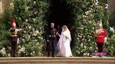 #HARRY_MEGHAN Le couple de jeunes mariés a échangé un - Franceinfo