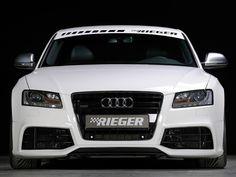 Rieger Look Front Bumper Audi S5 Sportback, Audi A5, Nice, Car, Automobile, Nice France, Autos, Cars