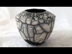 Learn Naked Raku - Don Ellis & Randy Brodnax at Ceramic Services - YouTube