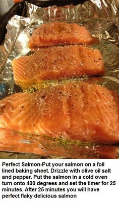 PERFECT SALMON---LOVED THIS!!