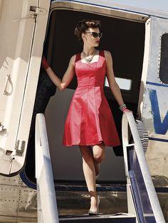 Review Australia   Aloha Look 4 - Felicity dress
