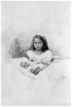 Grand Duchesses Olga and Marie