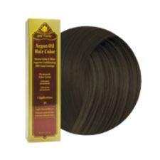 One 'n Only - Argan Oil - One 'N Only Argan Oil Hair Color 5N Light Natural Brown