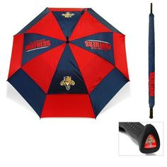 Team Golf Adults' Florida Panthers Umbrella - Golf Equipment, Collegiate Golf Products at Academy Sports