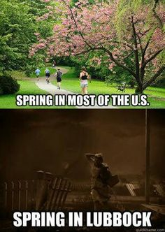 Ha! So true. Don't miss this! Pretty sure I skipped the majority of my spring classes for this reason.