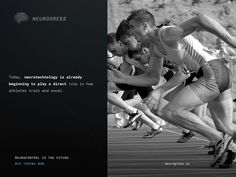 Neurogress.io. Neurotechnology is likely to have a profound impact on sport. Here are some predictions for the next five, twenty and one hundred years. Invest in the interactive mind-controlled devices of the future by buying tokens now. Visit Neurogress.io. One Hundred Years, The Twenties, Investing, Mindfulness, Future, Sports, Stuff To Buy, Hs Sports, Future Tense