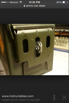 17 Best Cool Ammo Box Ideas Images Ammo Box Ammo Ammo Cans