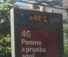 La ola de calor dispara la contaminación por ozono troposférico en Madrid, sobre todo en la zona de la sierra y en el Corredor de Henares
