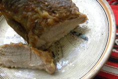 Retete Culinare - Pulpa de porc in foi de varza