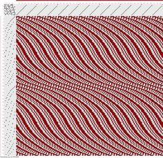 Проект изображения: Страница 238, Рисунок 1, Orimono soshiki курица [Текстильная система], Yoshida, Kiju, 14S, 14Т