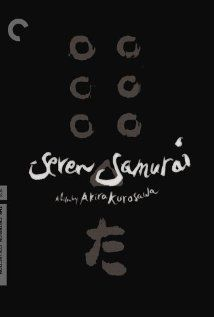 Seven Samurai - a Japanese film (1954). It is SO amazing! If you like foreign dramatic films and don't mind black and white, subtitles or sitting 3 hours and 45 minutes, then you will LOVE this movie! The Magnificent Seven was based on this film.