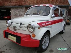 Used Fiat 600 Abarth Replica for sale - Classic & Sports Car (Ref Aalter)
