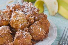 Breakfast Recipe: Coconut Banana Fritters — Recipes from The Kitchn
