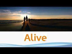 Alive Biofeedback Games for Stress Management