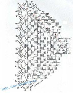 схема салфетки 3