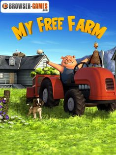 My Free Farm lead you to the wonderful world of farming! Play online with millions of enthused browser-gamers and in a matter of moments you will realize: economy simulations can be extremely entertaining and colorful - and so much fun!  http://mmo1.de/en-myfreefarm
