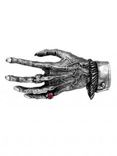 """""""Nosferatu's Hand"""" Buckle by Alchemy of England"""