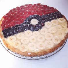 Need a stunning site designed to grow your business? Make it with Squarespace. Pokemon Party, Pokemon Birthday, Batman Birthday, Birthday Cake, Pokeball Cake, Fruit Tart, Themed Cakes, Kids Meals, Sweet Tooth