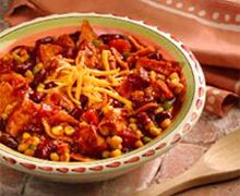 Southern Chicken Chili