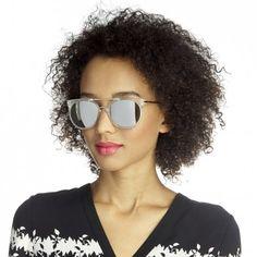 Sole Society Lysanne   Round Bar Sunglasses