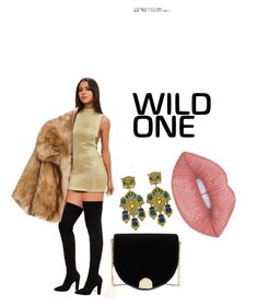 """""""Night out"""" by umniyastyle on Polyvore featuring Missguided, Bamboo, Ted Baker and Gucci"""